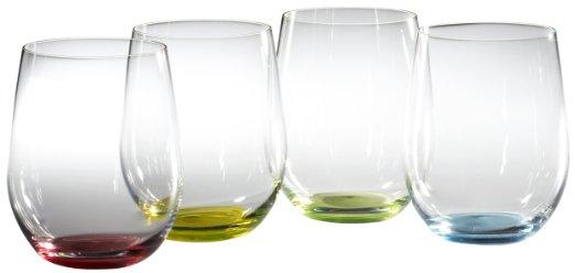 Riedel - Happy O - Set of 4 Wine Tumblers