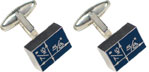 ACME - Blueprint Cufflinks - Constantin Boym