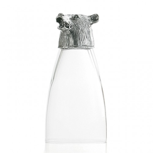 Arte Italica - Animale Collection - Bear Beer Glass