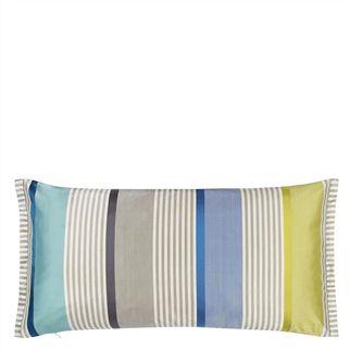 Designers Guild - Bellariva Cushion - Lapis