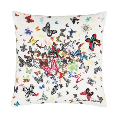 Christian Lacroix for Designers Guild - Butterfly Parade Cushion - Opalin