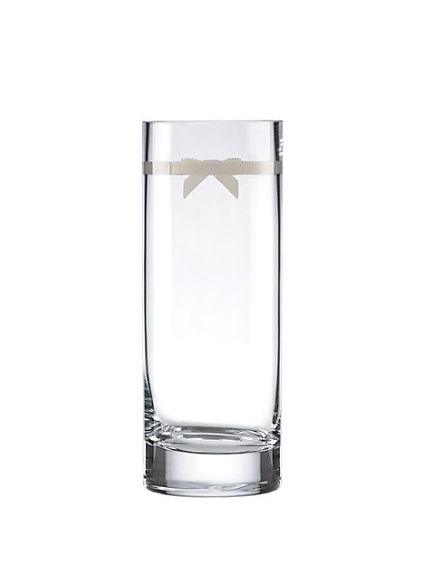 Kate Spade - Grace Avenue - Large Crystal Vase