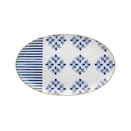 Transatlantica - Large Oval Platter