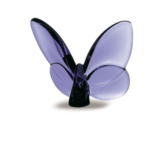 Baccarat - Lucky Butterfly - Purple