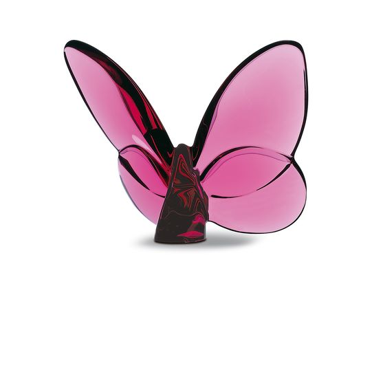 Baccarat - Lucky Butterfly - Peony