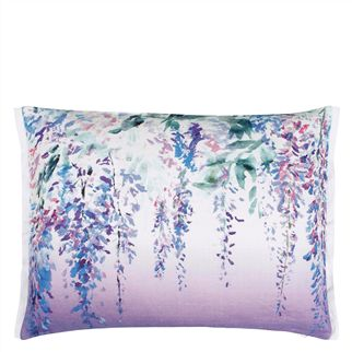 Designers Guild - Summer Palace Cushion - Grape
