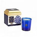 Seda France - Bergamont Lavender - Blue et Blanc - Boxed Candle