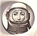 Fornasetti - Decorative Plate #181