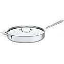 All-Clad - Stainless Steel - 4Qt Saute Pan