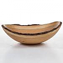 Stinson - Maple Wood - Small Oval Bowl