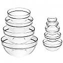 Luminarc - Glass - Set of 6 Bowls