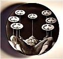 Fornasetti - Decorative Plate #193