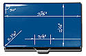 ACME - Business Card Case - Blueprint - Constantin Boym