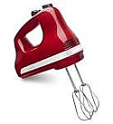 Kitchenaid - Hand Mixer - Red