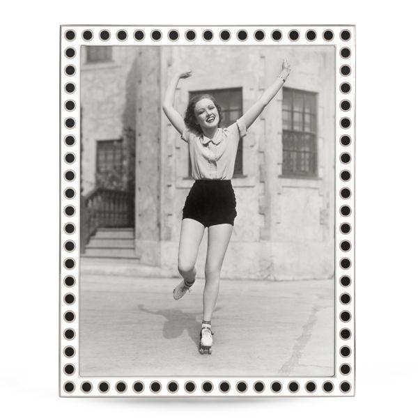 "Kate Spade - Pierrepont Place - 8x10"" Spots Frame"