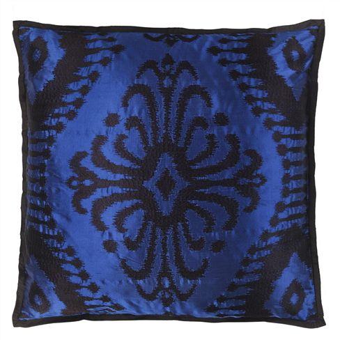 Designers Guild - Pashan Cushion - Cobalt
