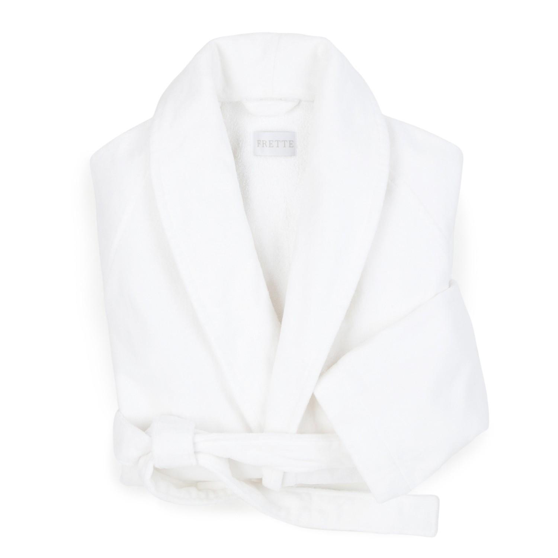Frette - Hotel Shawl Collar Robe - Small/Medium