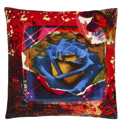 Christian Lacroix for Designers Guild - Rose Garden Cushion