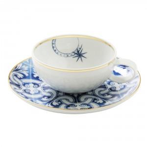 Transatlantica - Tea Cup & Saucer